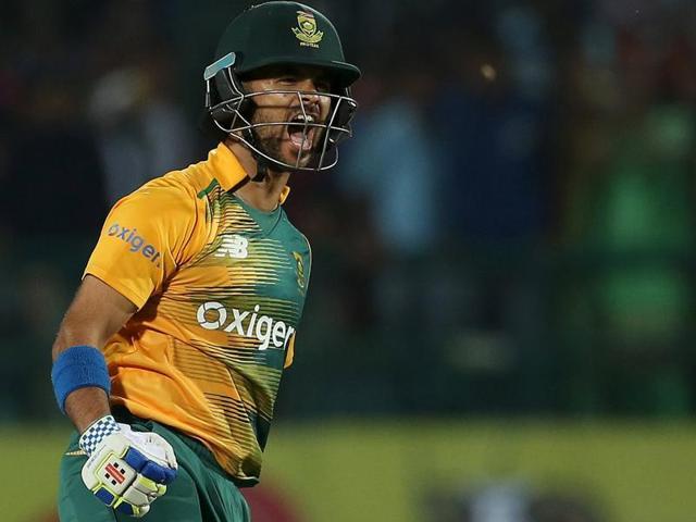 India vs South Africa cricket series 2015,Rohit Sharma,Jean-Paul Duminy