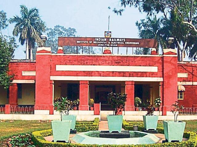The Indian Railways Institute of Mechanical & Electrical Engineering.