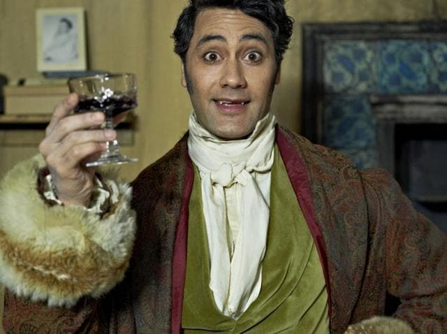 Taika Waititi in What We Do in the Shadows.