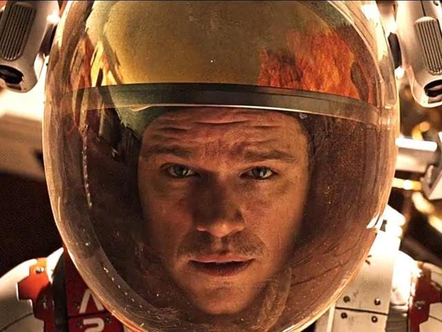 Ridley Scott's Martian starring Matt Damon may be set in space but it is grounded in human emotions of surviving, inventing and clinging on to hope.(20th Century Fox)