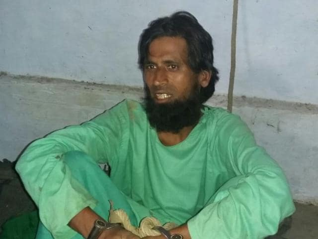 The accused, Jafar Hussain, allegedly killed his daughter for failing to cover her head, in UP.