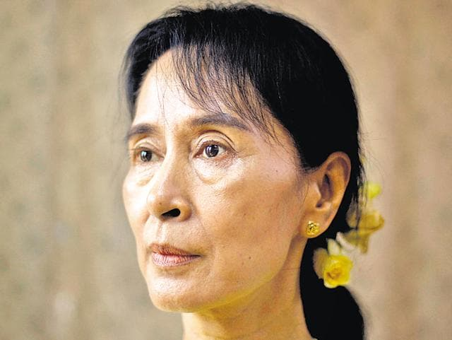 Aung San Suu Kyi,Burma general elections,National League for Democracy