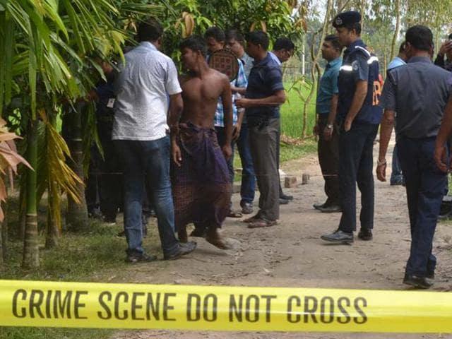 Japanese citizen killed in bangladesh