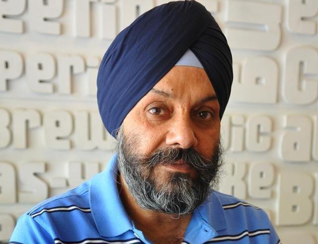 Manjit Singh GK.