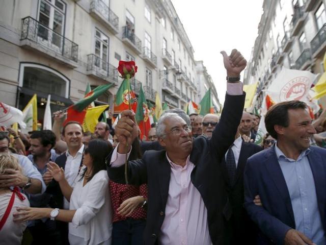Pedro Passos Coelho,Portugal elections,Antonio Costa