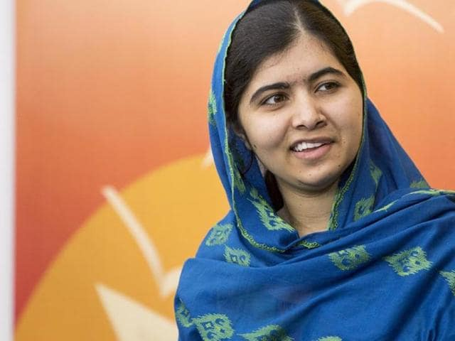 Malala Yousafzai attends the premiere of