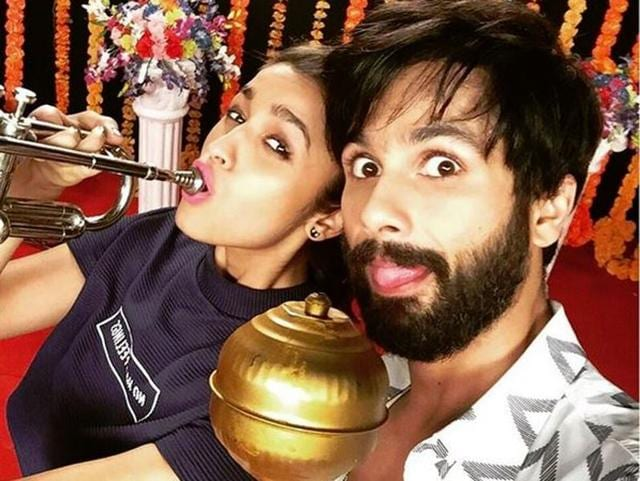 Alia Bhatt and Shahid Kapoor have teamed up for the first time for Shandaar.
