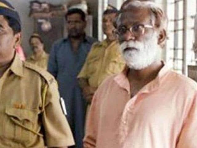 Vira Satidhar in a still from Marathi film Court.