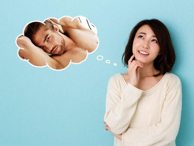 Girls, even fantasising is harmful. Stop dreaming about that guy.