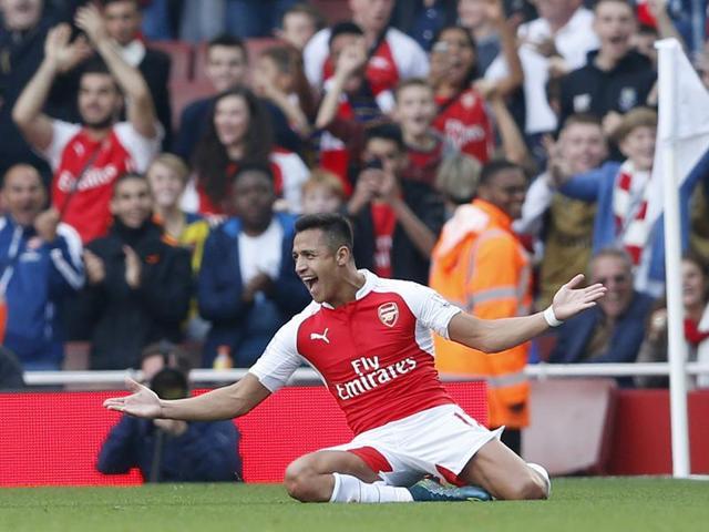 Alexis Sanchez,Mesut Ozil,Arsenal
