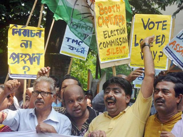 Bengal polls,State Election Commission,Bidhannagar-Rajarhat