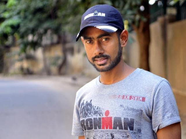 Gurgaon,Haryana Divas,Ironman