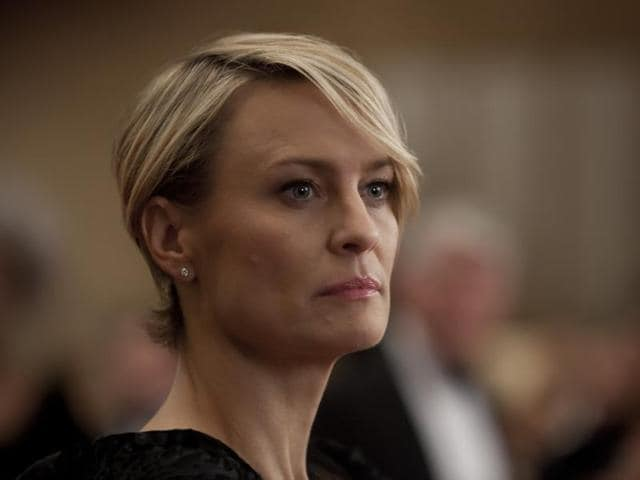 Claire Danes is the only woman who can save the Homeland. (A still from Homeland season 5)