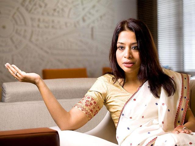 A file photo of Indrani Mukerjea, former CEO of INX Media, who has been arrested for the murder of her daughter.