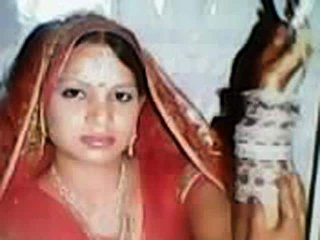 Seema Patel separated from her husband about 19 months ago and is determined not to return until he builds a toilet for her at his home.