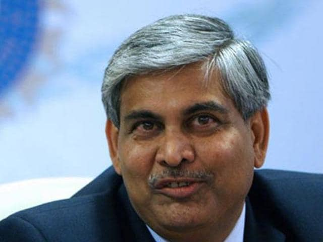 Newly-elected Board of Control for Cricket in India (BCCI) president Shashank Manohar.