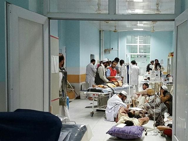 MSF Kunduz hospital,Kunduz airstrike,Medecins Sans Frontieres