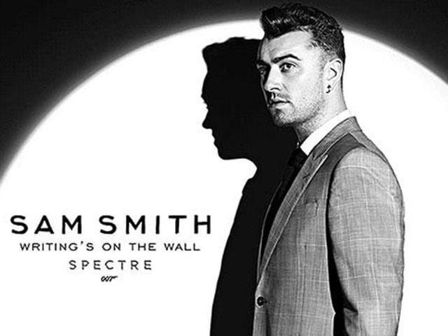 Sam Smith,Spectre,James Bond