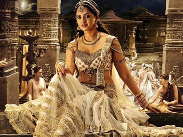 Rudhramadevi,Anushka Shetty,Gunasekhar