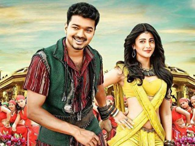 Despite pre-release hype and a great opening, Puli's first weekend report isn't impressive at Rs 31.70 crore.