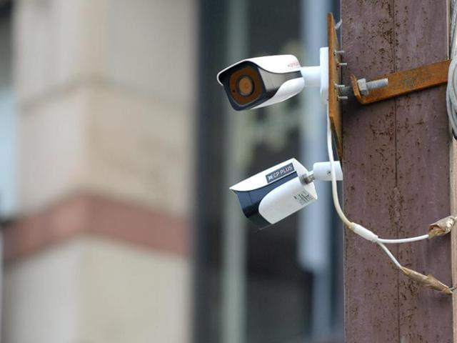 Beijing,Surveillance,National Day