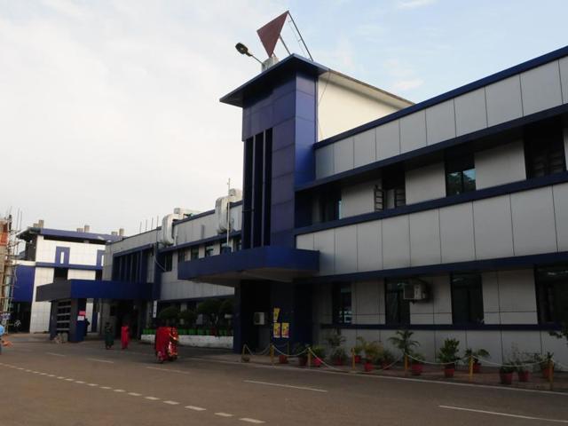 MP health department