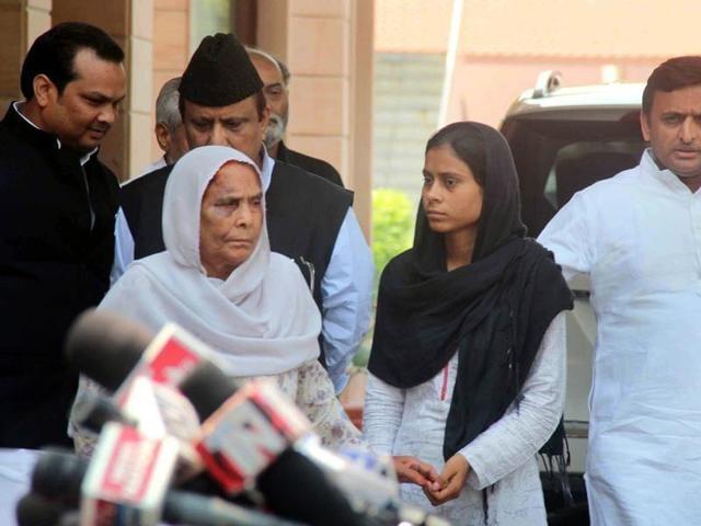Dadri lynching,Akhilesh Yadav,BJP govt