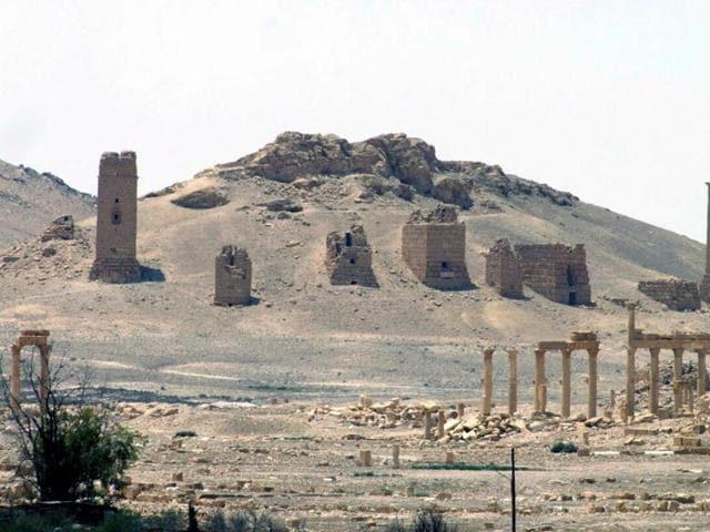Islamic State,Palymra,Syria