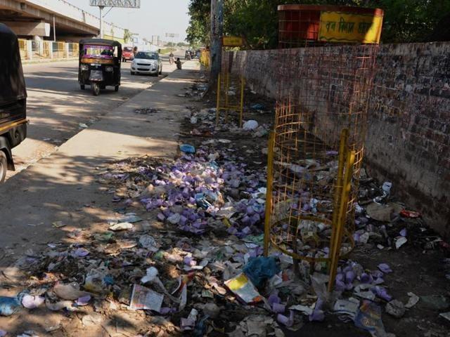 Swachh Bharat,Haryana,filth