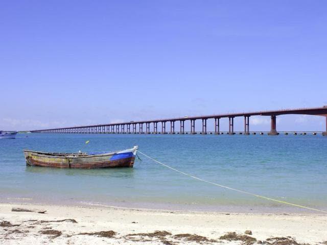 Rameswaram,Dhanuskodi,Pamban Island