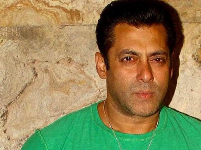 Salman Khan in a file photo from July, 2015.