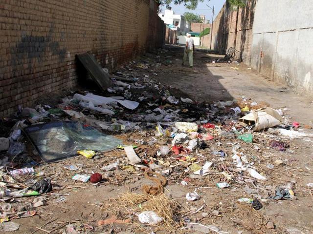 Bathinda,Swachh Bharat Abhiyan,garbage