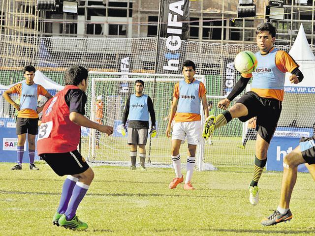 GIFA,Football,Haryana Football Association