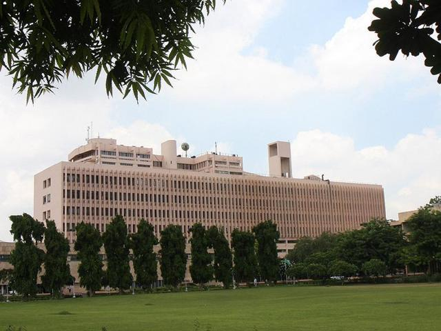 A file photo of Indian Institute of Technology campus in Delhi.