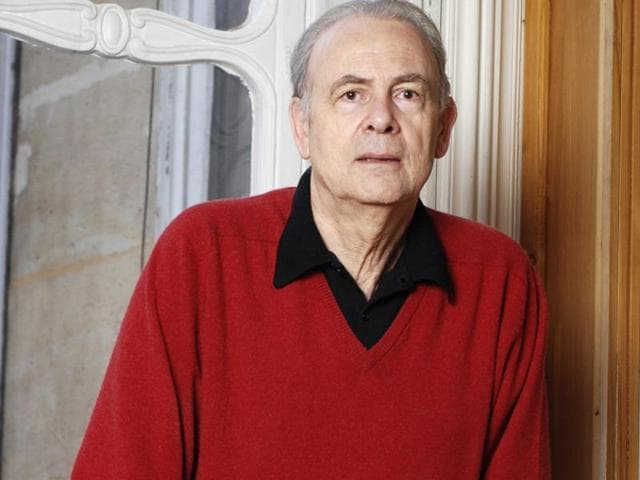 French writer Patrick Modiano won the Nobel Prize for Literature in 2014.