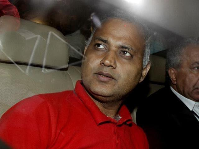 Somnath Bharti,Domestic Violence case,BJP-sponsored litigation