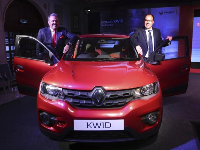 Renault India,Renault Kwid,Maruti Suzuki Alto