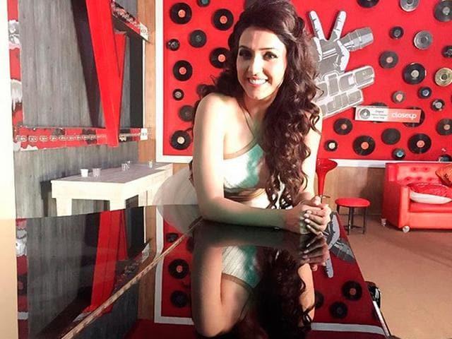 Neeti Mohan is known for her popular numbers such as Kashmir Main Tu Kanyakumari (Chennai Express), Jiya Re (Jab Tak Hai Jaan) and Ishq Wala Love (Student Of The Year).(neetimohan18/Instagram)