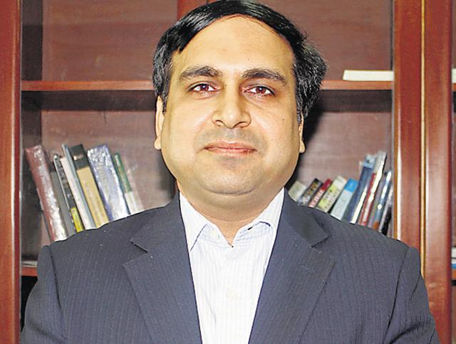 Professor Dr Bipin Batra, additional director, National Board of Examinations.