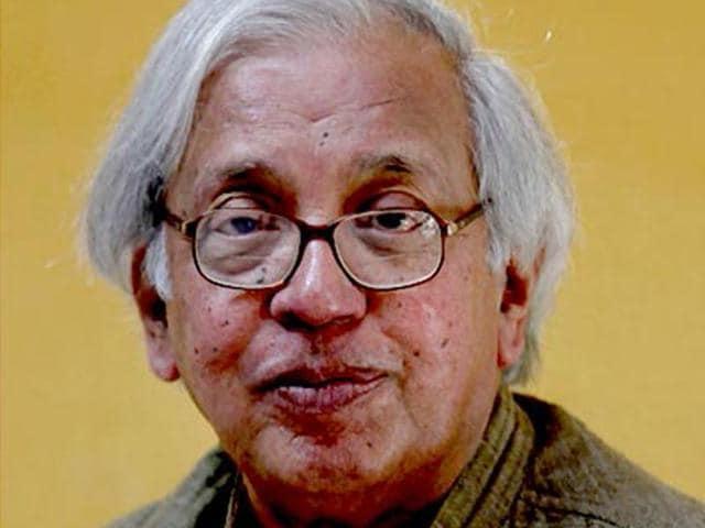 Ashok Vajpeyi,Poet,Sahitya Akademi Award