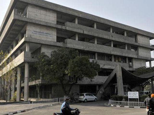 Panjab University,PU pension cell scam,Pooja Bagga
