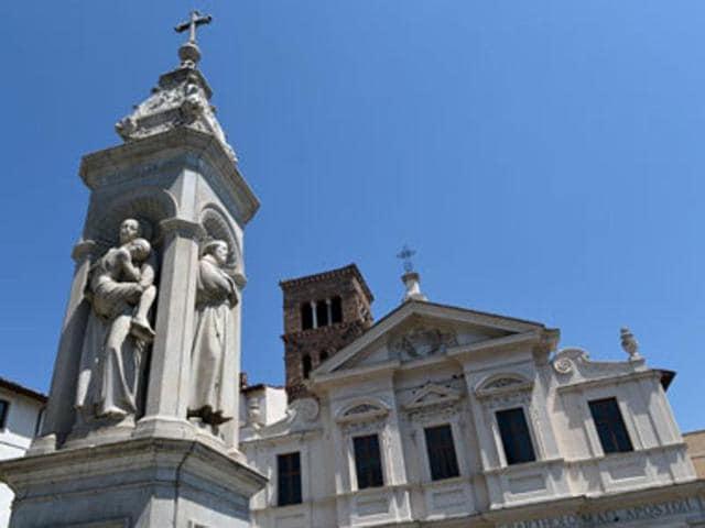 Italy priest,Paedophilia,Roman Catholic Church