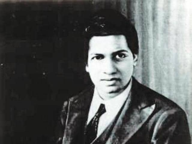Ramanujan, a self-taught 23-year-old whose education and culture was routed through his Tamil-Brahmin way of life, worked by intuition; his theorems, which mathematicians still call 'good guesses', bypassed proof.