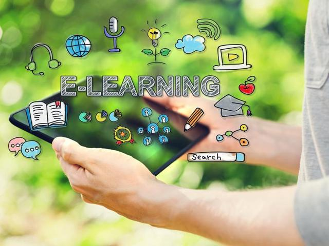 A recent UK-India business Council report titled meeting India's Educational Challenges Through E-Learning states that India is the second biggest e-learning market globally after the US.(Shutterstock)