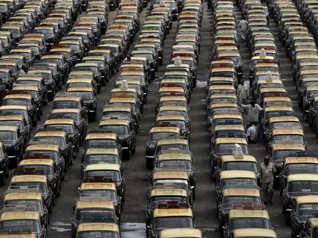 App,Black-and-yellow cabs,Unions