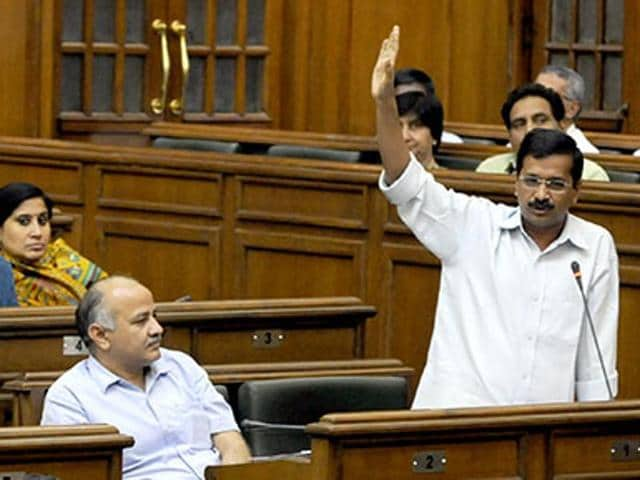 Delhi CM Arvind Kejriwal would be advised to handle the recommendation of pay hike of MLAs carefully, given the flak his government is facing over handling dengue and crisis with the Centre and other issues.