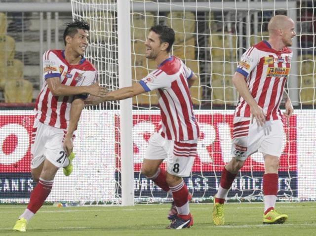 Indian Super League (ISL) 2015,Atletico de Kolkata,FC Goa