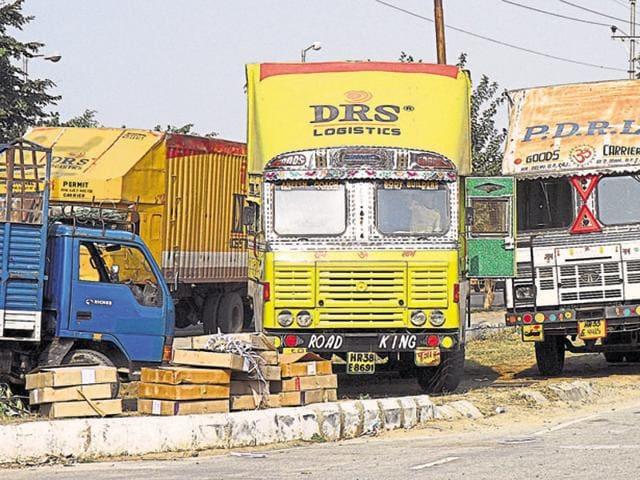Noida,Transporter strike,Noida Entrepreneurs Association