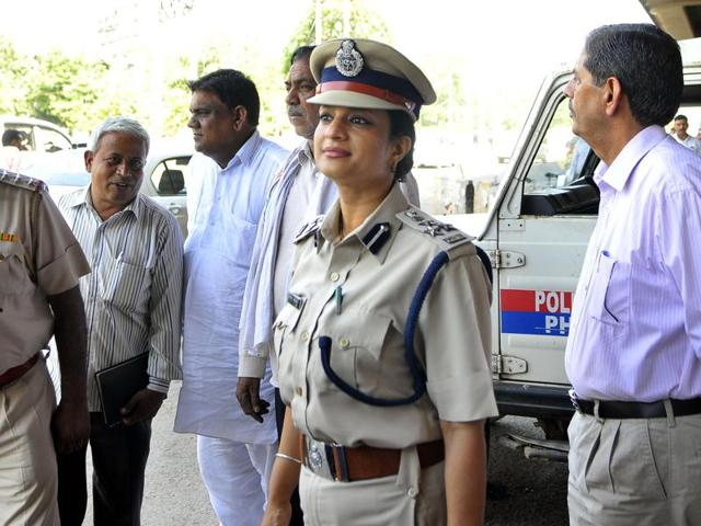 The victim further alleged that Bharti Arora, joint commissioner of police (traffic), has shielded the accused and misused her powers.