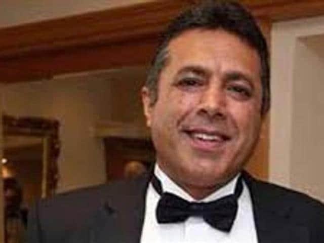 Punjab-born UK hotelier Ranjit Singh